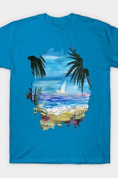 Caribbean Getaway T-Shirt