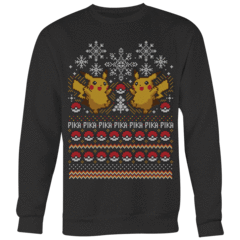 Catch Them All Ugly Christmas Sweater – Curious Rebel