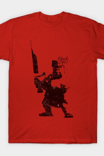 Clash On – 18 ! | Barbarian T-Shirt