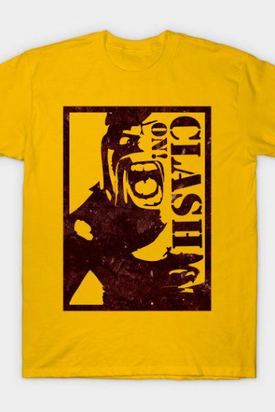 Clash On-19 ! | BARBARIAN T-Shirt