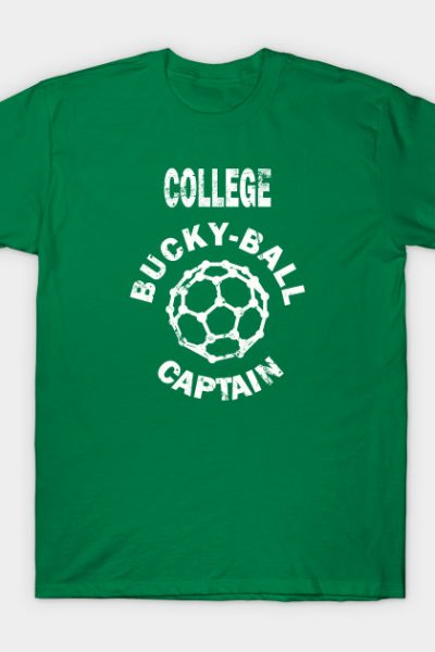 College Bucky-Ball Captain T-Shirt