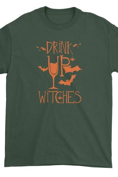 Drink Up Witches Mens T-shirt