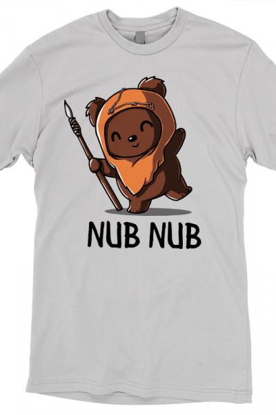 Ewok Nub Nub T-Shirt | Official Star Wars Tee – TeeTurtle