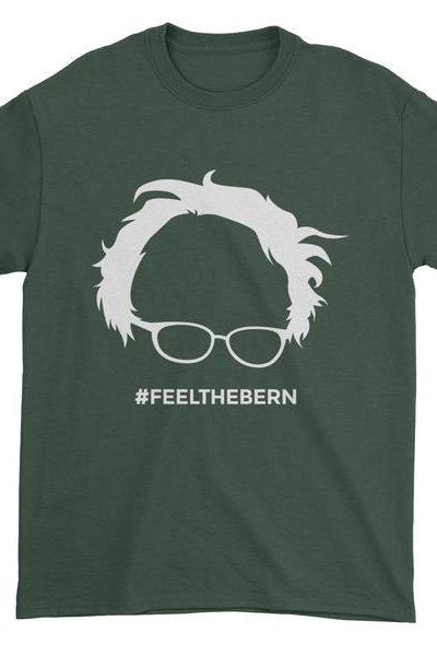 Feel The Bern – Bernie Sanders For President 2016 Mens T-shirt