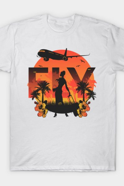 Fly Lady T-Shirt