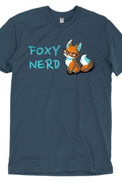Foxy Nerd   Funny, cute & nerdy shirts – TeeTurtle