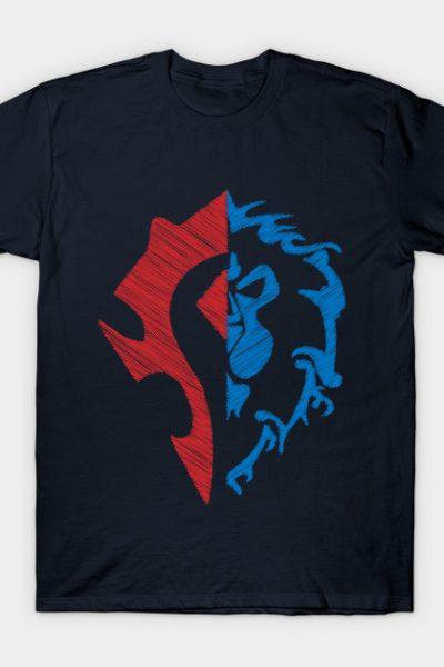 Horde vs. Alliance T-Shirt