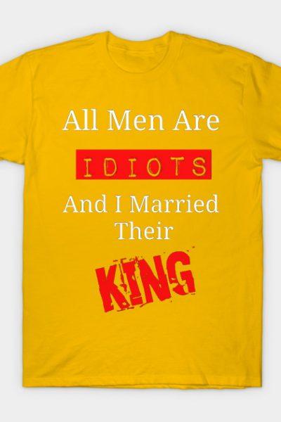 Idiot Men T-Shirt