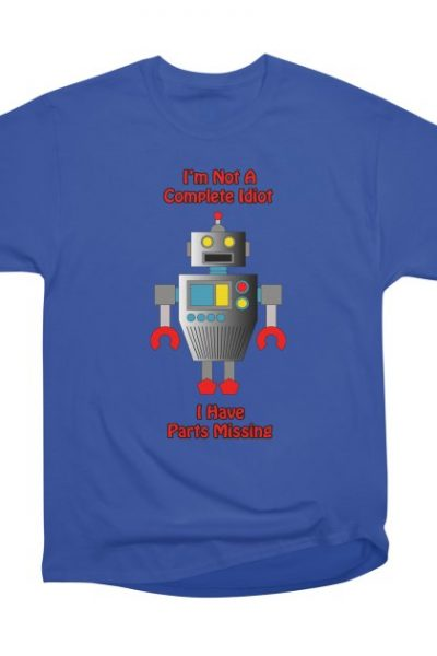 Idiot Robot | DnGDesigns's Artist Shop