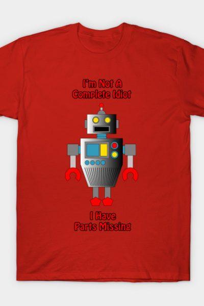 Idiot Robot T-Shirt