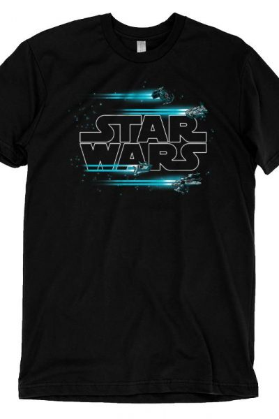Jump to Hyperspace T-Shirt | Official Star Wars Tee – TeeTurtle