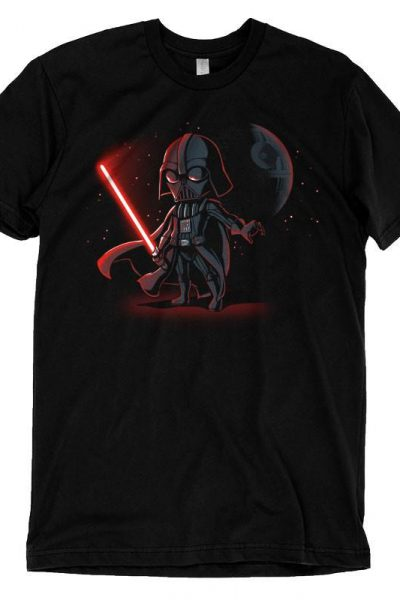 Lightsaber Glow (Darth Vader) – TeeTurtle