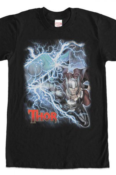 Marvel – Thor Adult Regular Fit T-Shirt