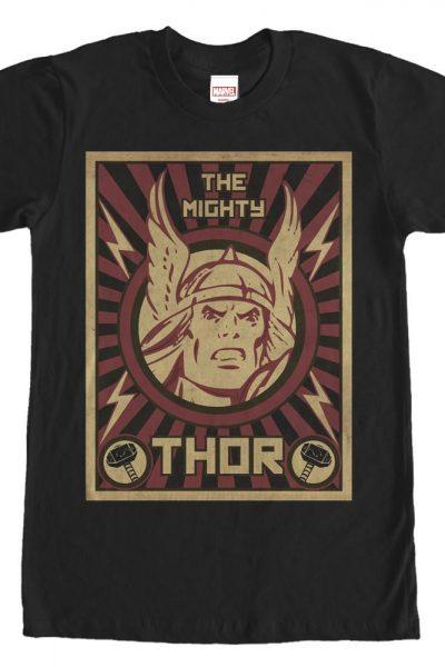 Marvel – Thor Prop Adult Regular Fit T-Shirt