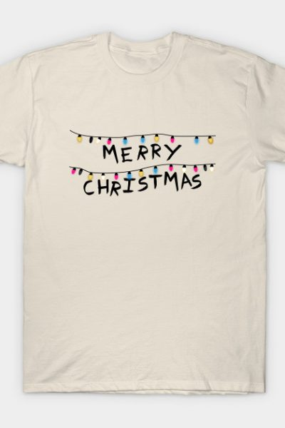 Merry Christmas – Stranger things T-Shirt