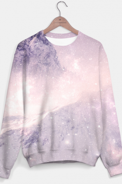 Misty Mountains Sweater, Live Heroes