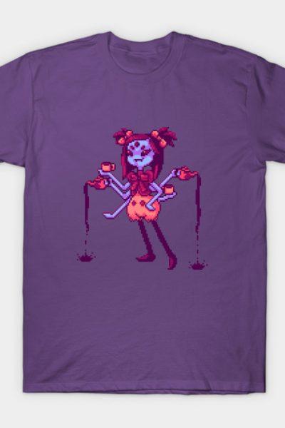 Muffet from Undertale T-Shirt