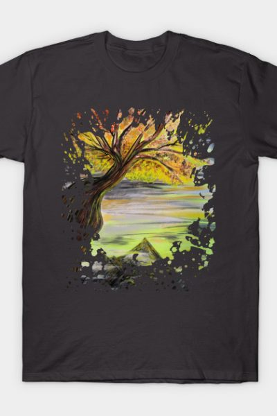 Over Looking Tree T-Shirt