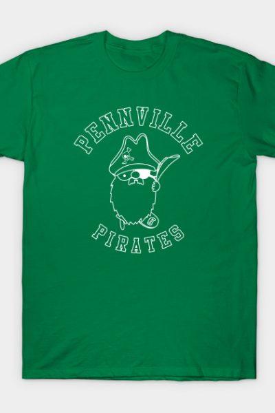 Pennville pirates T-Shirt