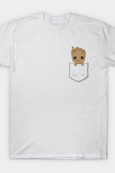 Pocket Groot T-Shirt