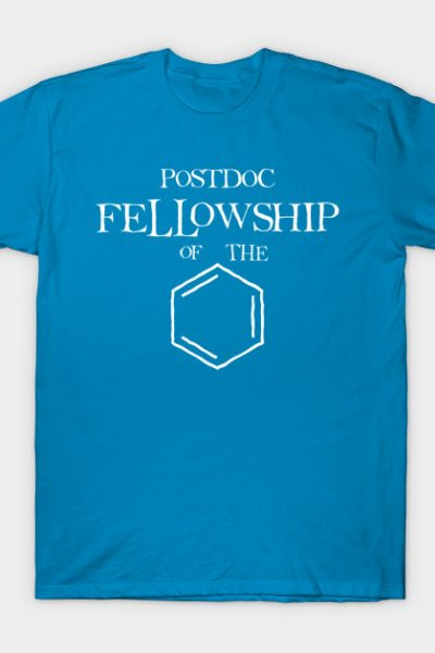 Postdoctoral Fellowship of the Ring T-Shirt