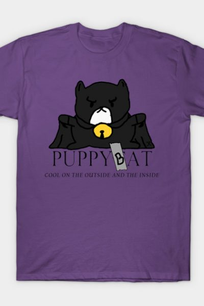 Puppy Bat T-Shirt