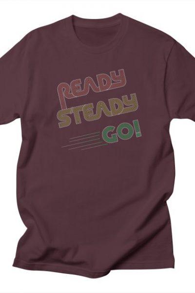 Ready Steady Go! | 84collective