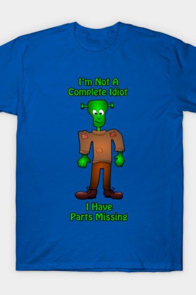Robot Frank T-Shirt