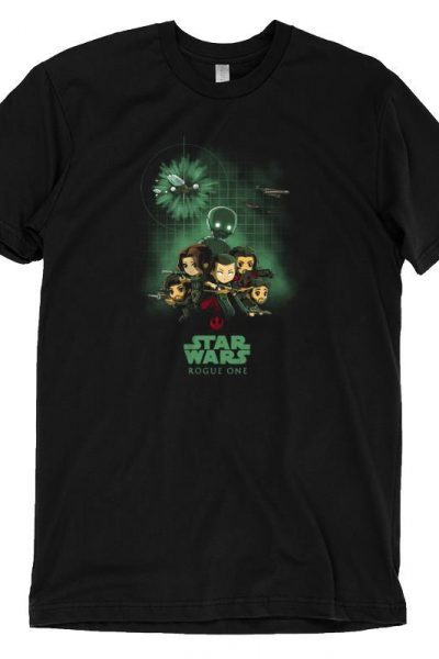 Rogue One: A Star Wars Story T-shirt | Official Star Wars Tee – TeeTurtle