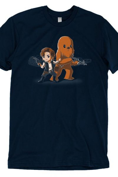 Smugglers T-Shirt | Official Star Wars Tee – TeeTurtle