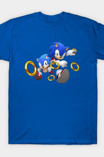 Sonic Power T-Shirt