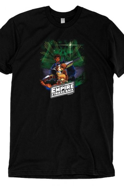 Star Wars: Episode V – The Empire Strikes Back T-shirt | Official Star Wars Tee – TeeTurtle