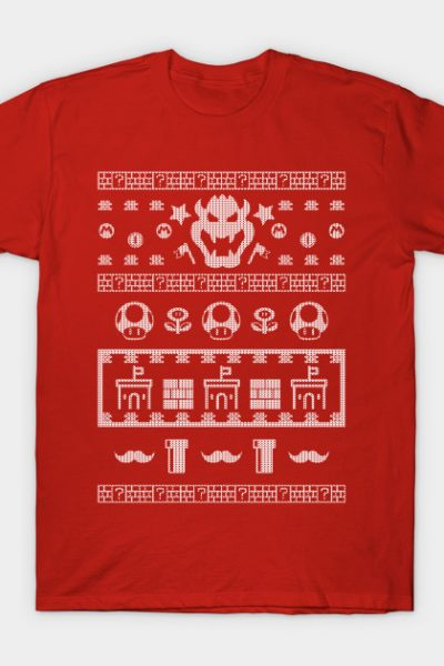 Super Mazza Christmas T-Shirt