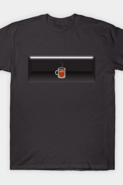 Tea, Earl Grey, Hot (with text) T-Shirt