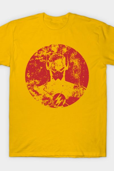 The Fastest Man Alive, The Flash! T-Shirt
