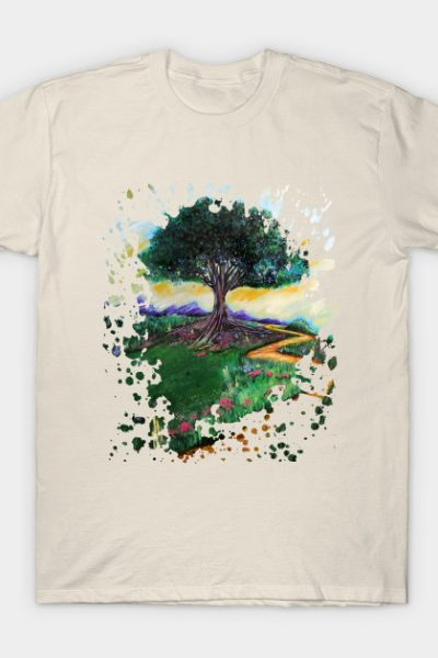 Tree Of Imagination T-Shirt