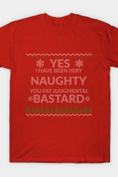 Ugly Sweater Santa T-Shirt