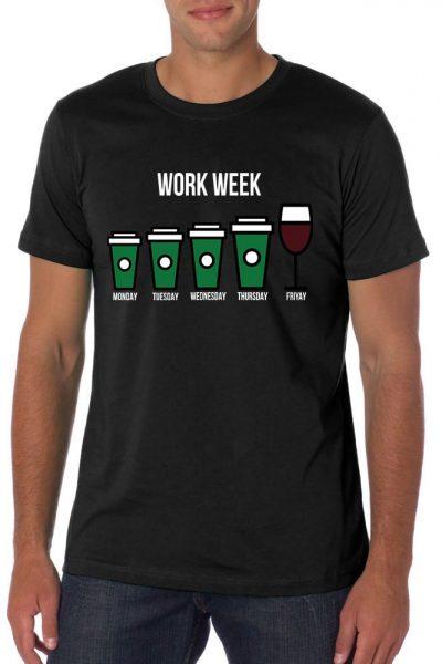 Work Week Tee