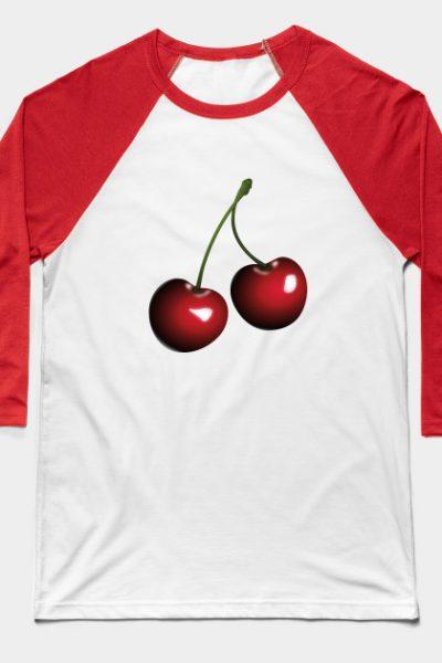 CHERRIES Baseball T-Shirt