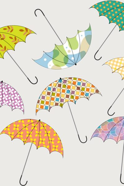 Dance Of Umbrellas T Shirt By QueenieLamb Design By Humans