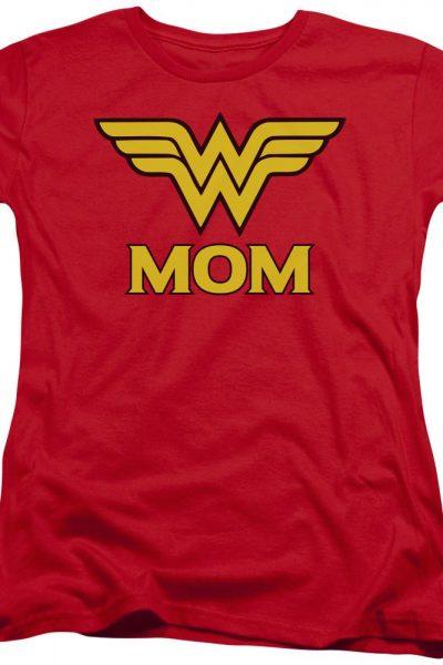 DC Comics – Wonder Mom Women's T-Shirt
