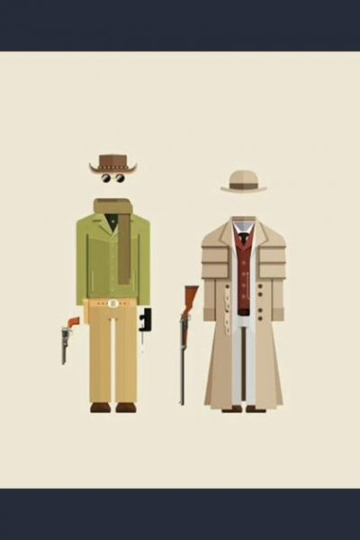 Django Unchained Shirt by markmarshall