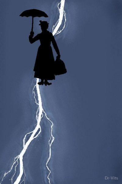 Frank Miller Poppins Reboot