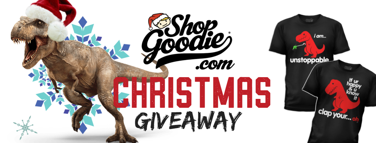 The Goodie Two Sleeves Christmas Giveaway!