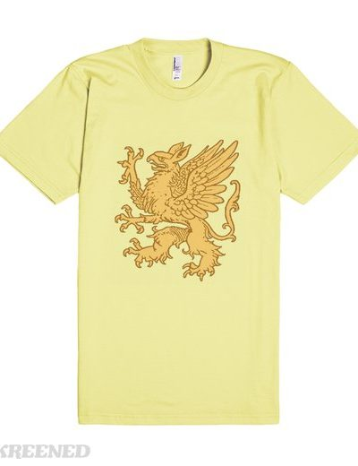 GRIFFIN SEGREANT TAIL | T-Shirt | SKREENED