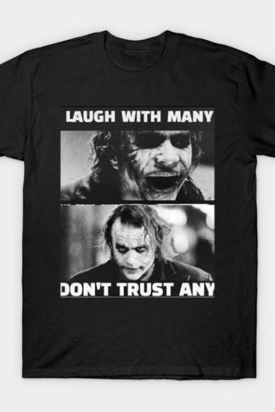 Heath Legder-Joker T-Shirt