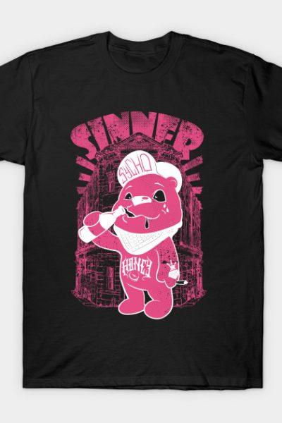 Honey Bear the Sinner T-Shirt