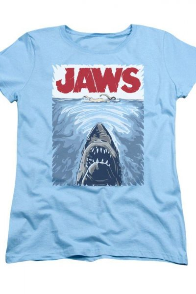 Jaws – Graphic Poster Women's T-Shirt
