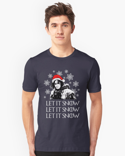 Let it Snow – Christmas