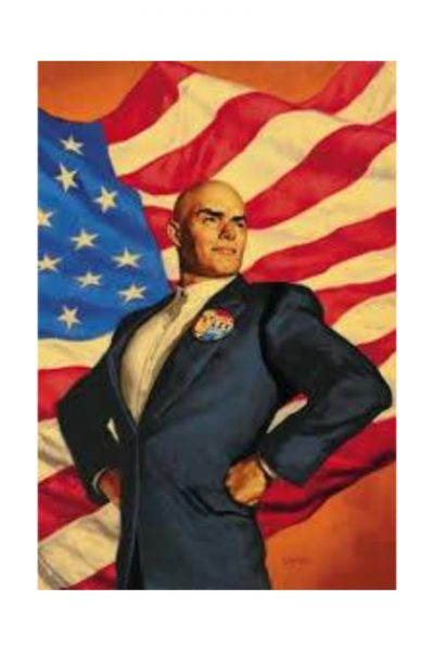 Lex Luthor For President by markmarshall